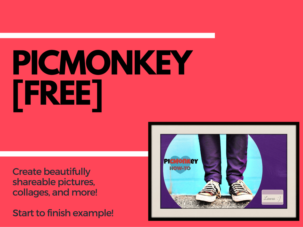 PicMonkey: Create beautifully shareable pics, collages, and more (Free)
