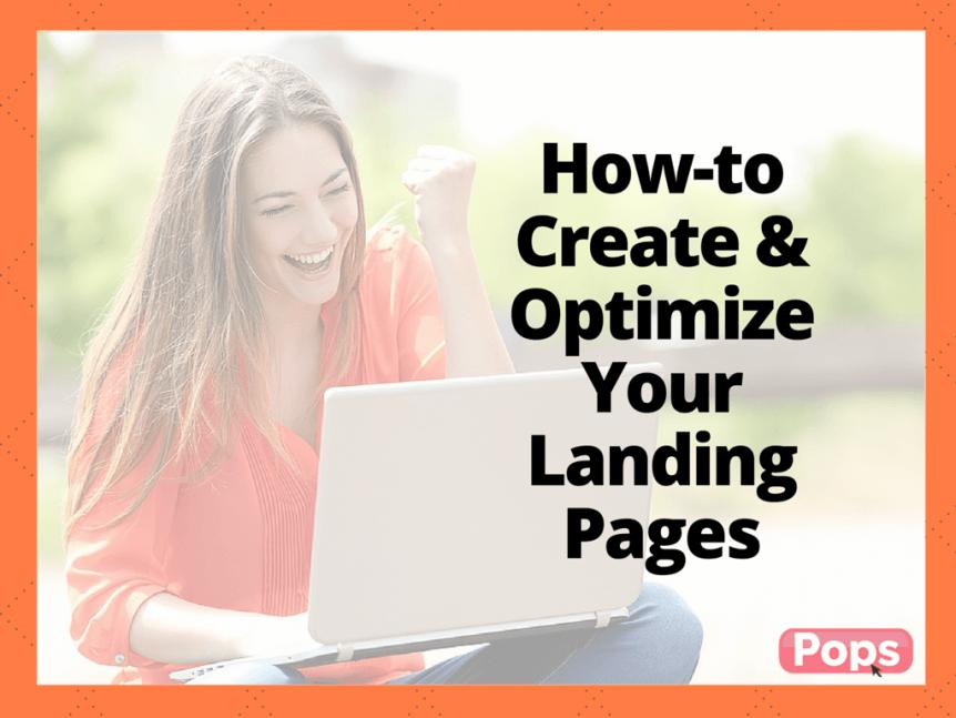 copy that pops blog images landing pages blog