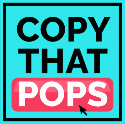 copy that pops icon