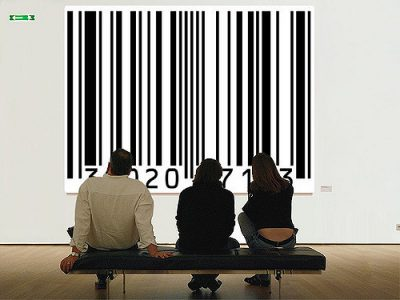 CreateSpace automatically places a barcode on your book cover. | Laura Petersen, Copy That Pops