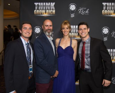 ltg team at think premiere mike andrew laptop laura bta